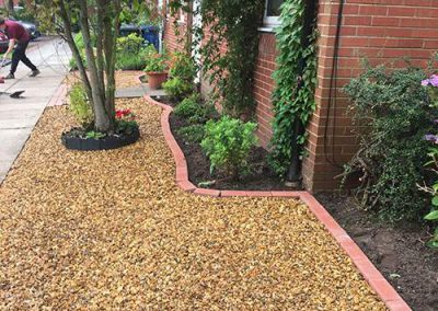 Tree Surgeon - Affordable Tree and Garden Care Low Maintenance Front Garden