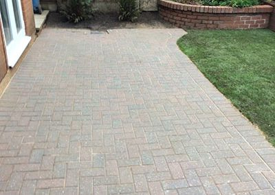 Tree Surgeon - Affordable Tree and Garden Care Block Paving